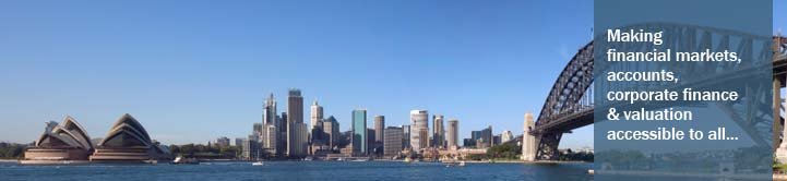 Sydney, Australia - Finance Training