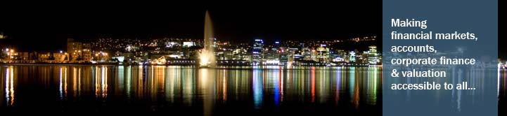 Wellington, New Zealand - Finance Training